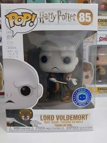 Funko Pop Harry Potter Exclusivo Lord Voldemort 85