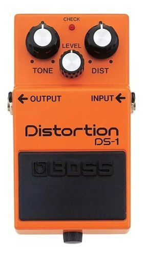 Pedal Boss Ds1 Distorção Ds 1 Guitarra