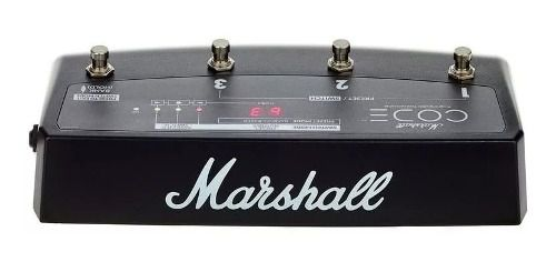 Pedal Footswitch Marshall Pedl 91009 Code 25 / 50 / 100