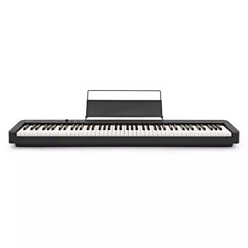 Piano Digital Casio Cdps100 Preto Portátil + Fonte + Pedal
