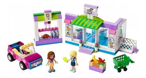 Lego Friends Supermercado De Heartlake City 140 Peças 41362