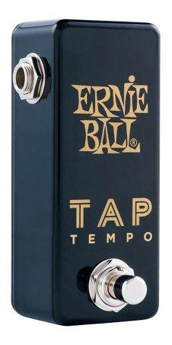Pedal Tap Tempo Ernie Ball P06186