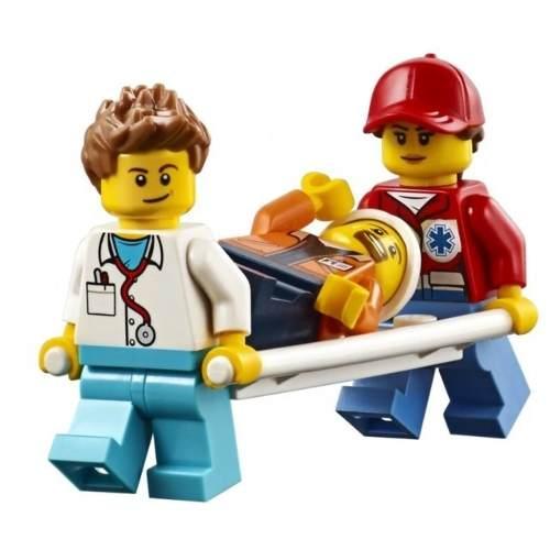 Lego 60204 Hospital Da Cidade Lego® City Original