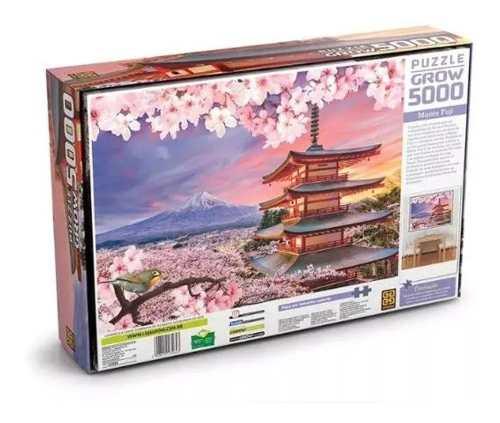 Quebra Cabeça P5000 Monte Fuji Grow