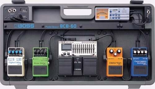 Case Pedal Board Boss Bcb60 Hard Bcb 60
