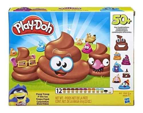 Play-doh Caquinha Divertida E5810- Hasbro