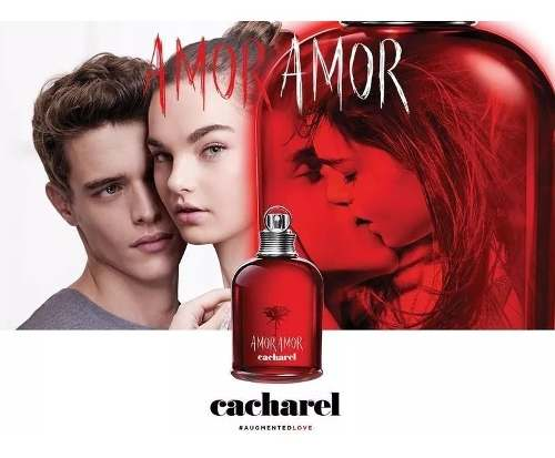 Perfume Amor Amor Cacharel Feminino Edt 30ml