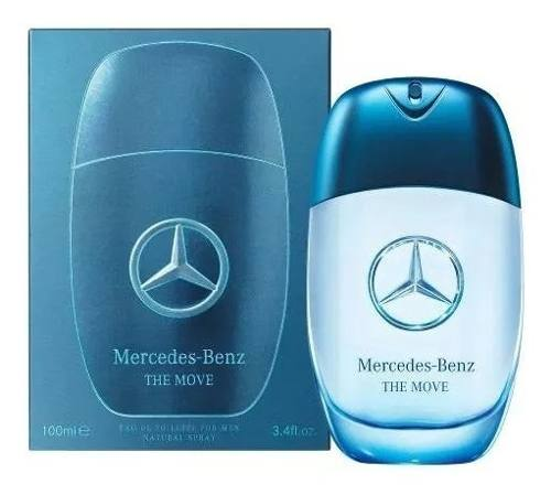 Perfume Mercedes Benz The Move Edt 60ml