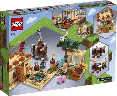 21160 Lego Minecraft - O Ataque De Illager