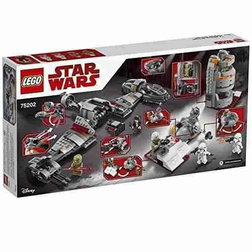 Lego 75202 - Star Wars - Defesa De Crait