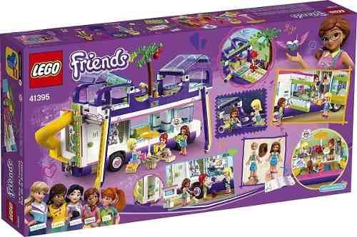 41395 Lego Friends - Ônibus Da Amizade