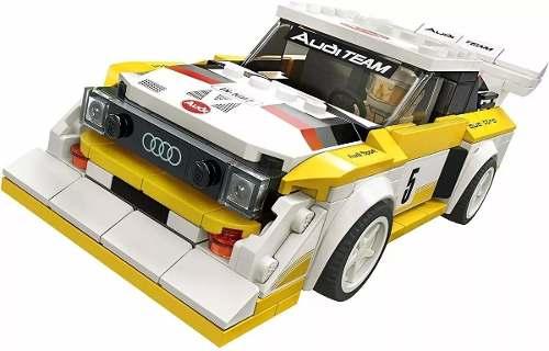 76897 Lego Speed Champions - 1985 Audi Sport Quattro S1