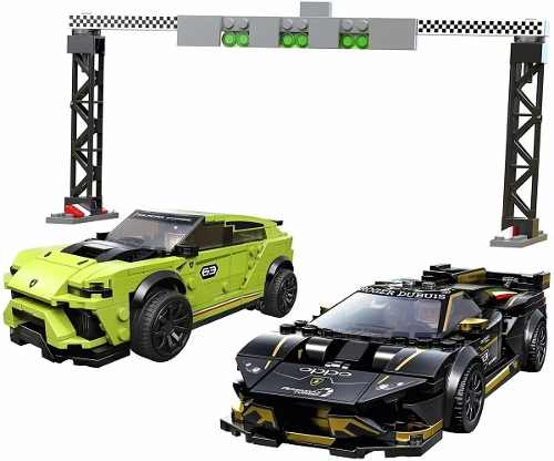 76899 Lego Speed Champions - Lamborghini Urus St-x E Lamborg