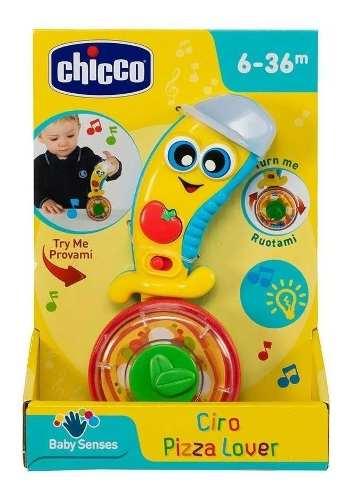 Brinquedo Músical Chicco - Ciro, O Pizzaiolo