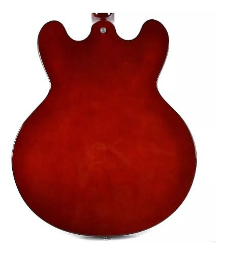 Guitarra Semi-acústica Gibson Es 335 Studio Wine Red