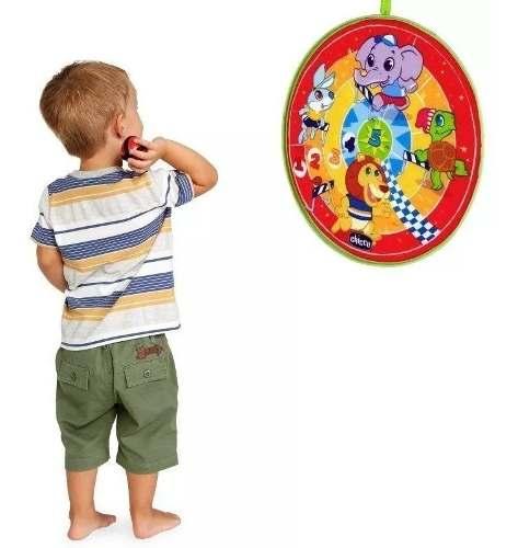 Brinquedo Dardos Animais Felizes Nao Eletronico Chicco