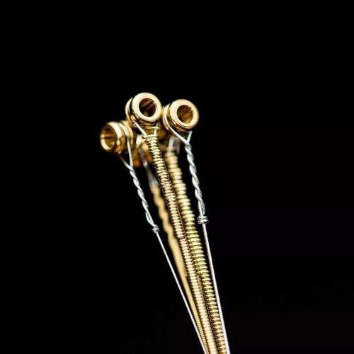 Encordoamento Violão Martin 0.10 Aço Light Bronze Ma170s