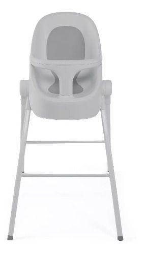 Banheira Bebê Bubble Nest Cool Grey (0m-12m) - Chicco
