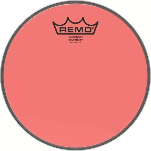 Peles Remo Emperor Colortone Red Vermelha 12 13 16 + Frete