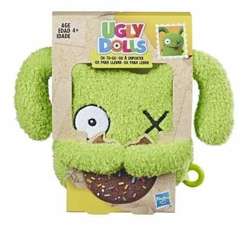 Pelúcia Chaveiro Ugly Dolls Verde - Hasbro E4517