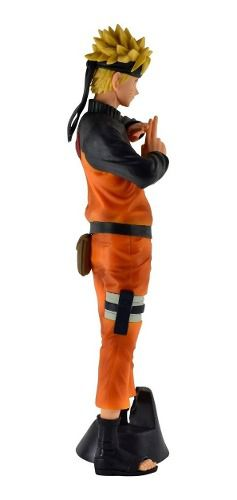 Figure Naruto Shippuden Grandista Nero - Naruto Banpresto