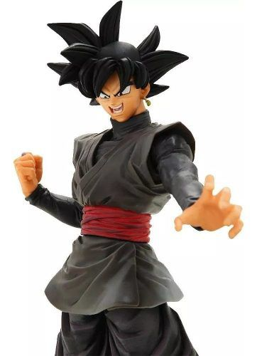 Figure Action Dragon Ball Legends Collab Goku Black