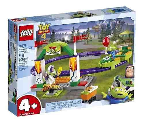 Lego Toy Story 4 - Montanha Russa Emocionante - 10771
