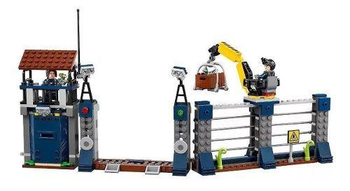 Lego Jurassic World 75931 Ataque Dilofossauro Posto Avançado