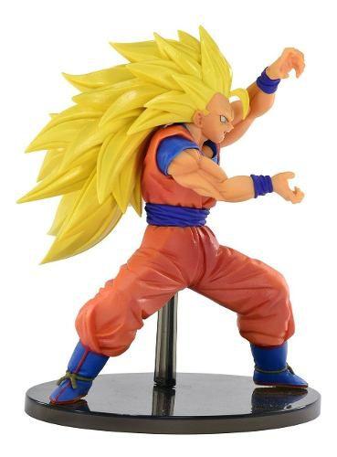 Figure Action Banpresto Dragon Ball Super Saiyan 3 Son Goku