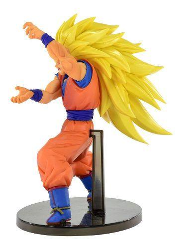 Kit C/2 Figure Father And Son Dragon Ball - Goku E Gohan