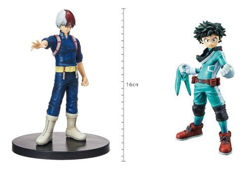 Kit C/2 Figure My Hero Academy-shoto Todoroki/izuku Midoriya