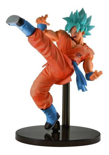 Figure Dragon Ball Super - Goku Blue Special Banpresto 27818