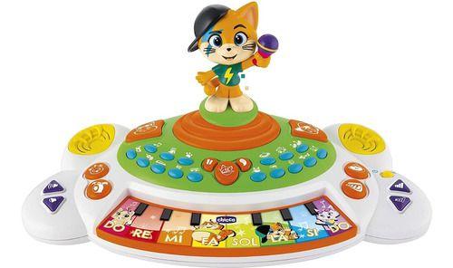 Brinquedo 44 Cats Piano Chicco Instrumento Musical