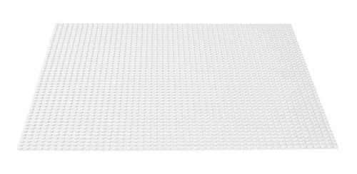 Lego 11010 Classic - Base De Construção Branca