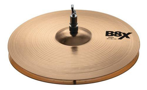 Kit Prato Sabian B8x Performance Set Plus 14 16 18 20