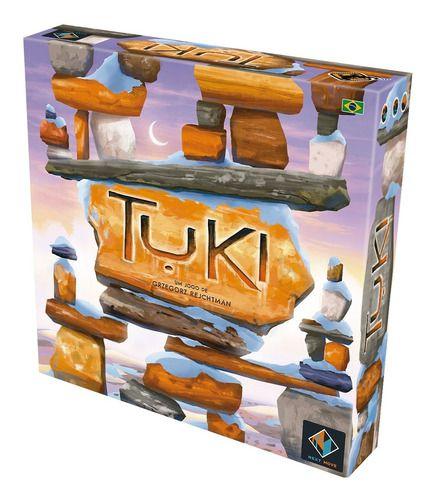Tuki - Jogo De Tabuleiro - Galápagos