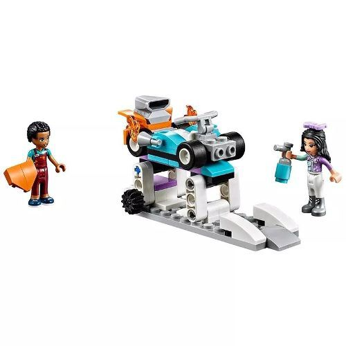 Lego Friends 41351 Loja Criativa De Tuning Shop