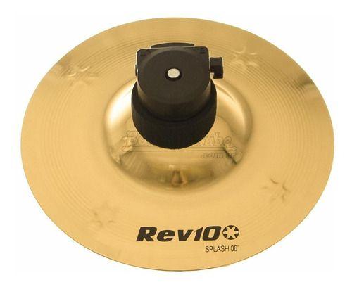 Splash Orion Revolution Pro 10 06¨ Rv06sp Em Bronze B10