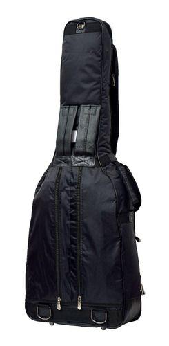 Bag Para Violão Clássico Nylon Rockbag Premium Line 20608 Plus