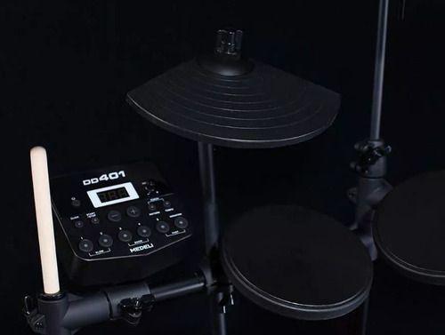Bateria Eletrônica Medeli Dd-401 Completa 200 Timbres