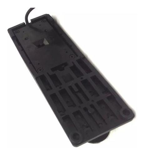 Pedal Sustain Para Piano E Teclado Smart Smps02