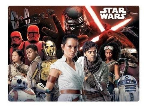 Puzzle 500 Pçs Star Wars Ix Ascensão Skywalker - Ed.especial