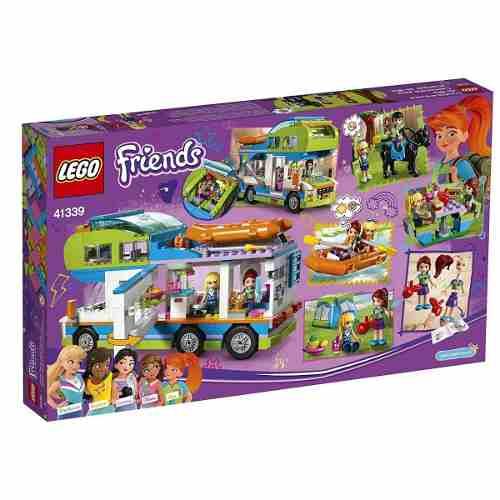 Lego Friends 41339 Mia e Stephanie