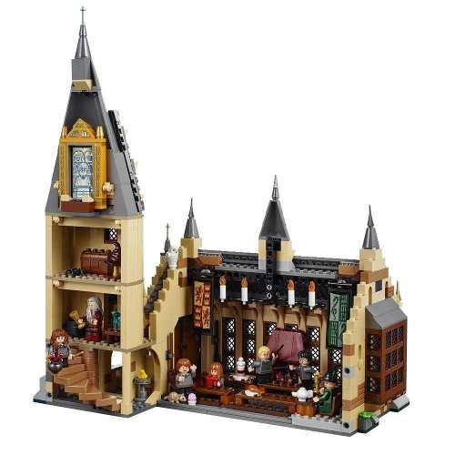 Lego 75954 Harry Potter O Grande Salão De Hogwarts