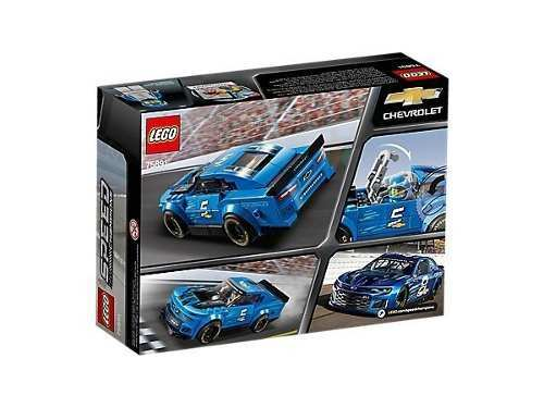Lego Speed Champions 75891 Race Car Chevrolet Camaro Zl1