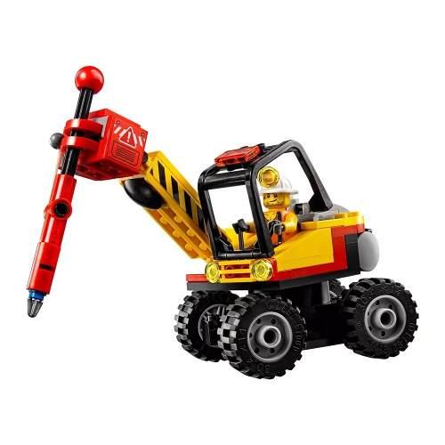 Lego City - Veículo Mineirador - 60185