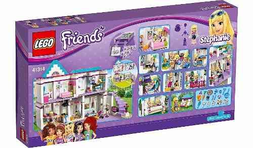 Lego Friends 41314 A Casa De Stephanie