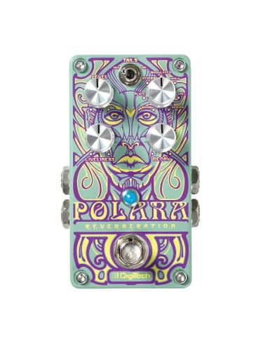 Pedal Para Guitarra Digitech Polara Reverb True Bypass