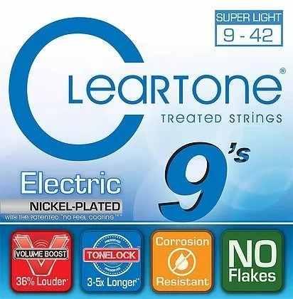 Encordoamento Cleartone Guitarra 09 9409