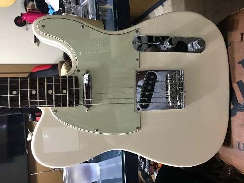 Guitarra Fender American Standard Tele Painted Headstock Ltd